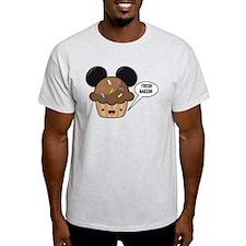 Basic T-Shirt (beige, Gray, Blue)