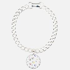 Bingo Ball swatch Bracelet