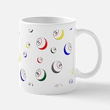 Bingo Ball swatch Mugs