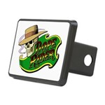 Dope Rider Rectangular Hitch Cover