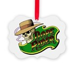 Dope Rider Picture Ornament