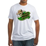 Dope Rider Fitted T-Shirt