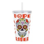 Dope Rider Acrylic Double-wall Tumbler