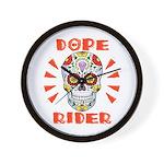 Dope Rider Wall Clock