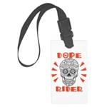 Dope Rider Large Luggage Tag