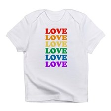 Cute Glbt valentines day Infant T-Shirt