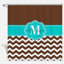 Chevron Shower Curtains Chevron Fabric Shower Curtain Liner