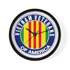 Vietnam Veterans of America Wall Clock