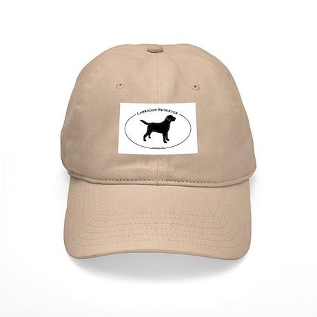 Labrador Oval Text Cap