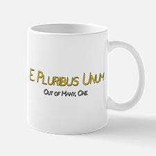 E. Pluribus Unum Mugs