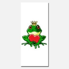 Frog Prince with Heart Invitations