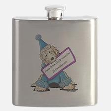 Jordan Clown Updated Flask