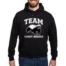 Team Honey Badger Hoodie