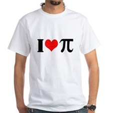 I Love Pi Shirt