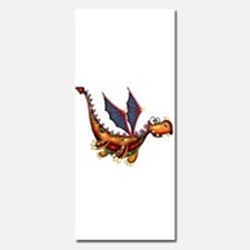 Goofy Flying Dragon Invitations