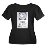 Misc Graphic Gifts Women's Plus Size Scoop Neck Da