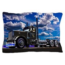 Cute Tractors Pillow Case