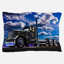 Cute Big trucks Pillow Case