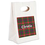 Tartan - Christie Canvas Lunch Tote