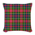 Tartan - Christie Woven Throw Pillow