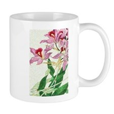 Japanese Orchids Mugs