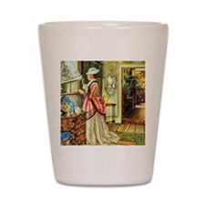 Grimshaw: Summer (1875) Shot Glass