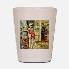 Grimshaw: Summer (1875) Shot Glass