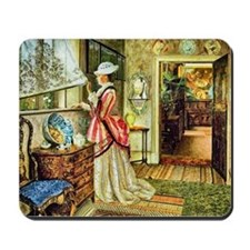 Grimshaw: Summer (1875) Mousepad