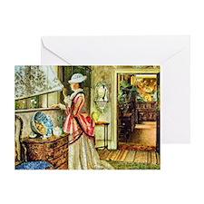 Grimshaw: Summer (1875) Greeting Card