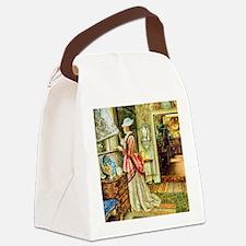 Grimshaw: Summer (1875) Canvas Lunch Bag