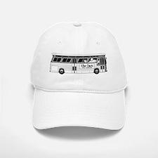 """the bus"" Baseball Baseball Cap"
