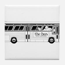 """""""the bus"""" Tile Coaster"""