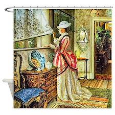 Grimshaw: Summer (1875) Shower Curtain
