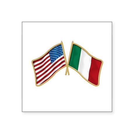 Italian american pride Sticker