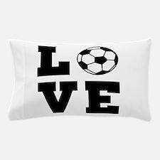 Soccer love Pillow Case
