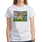 Lilies & Golden Women's T-Shirt
