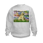 Lilies & Golden Kids Sweatshirt