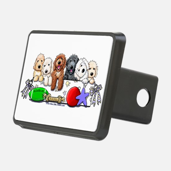 McDoodles Nursery Hitch Cover