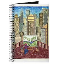 Girdners Balcony Dreaming Journal