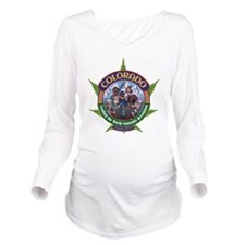 Colorado Cannabis Revolution Long Sleeve Maternity