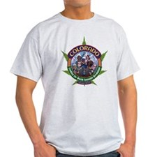 Colorado Cannabis Revolution T-Shirt