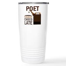 Poet Funny Quote Travel Mug