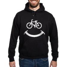 Bicycle smile Hoodie