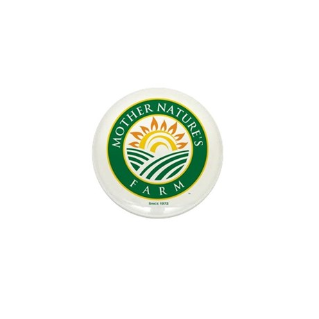 Mother Natures Farm Mini Button (100 pack)