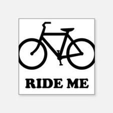 Bike ride me Sticker