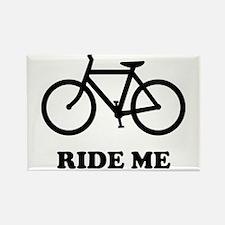 Bike ride me Magnets