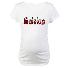 Christmas Mainiac Shirt