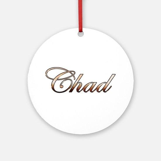 Chad Ornament (Round)