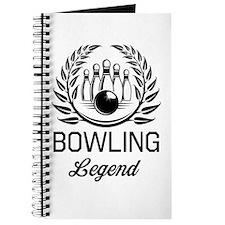Bowling legend Journal