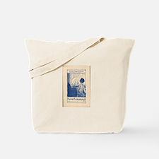 Cute Bookplate Tote Bag